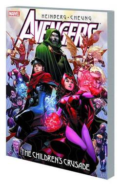 Buy AVENGERS CHILDRENS CRUSADE TP in AU New Zealand.