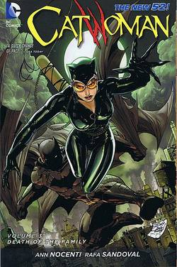 Buy CATWOMAN VOL 03 DEATH OF THE FAMILY TP  (N52) in AU New Zealand.