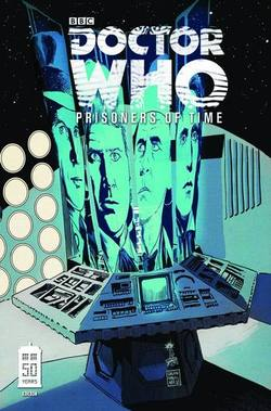 Buy DOCTOR WHO PRISONERS OF TIME VOL 02 TP in AU New Zealand.