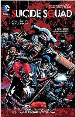Buy SUICIDE SQUAD VOL 05 WALLED IN (N52) TP  in AU New Zealand.