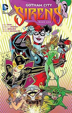 Buy GOTHAM CITY SIRENS BOOK 01 TP 