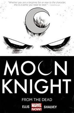 Buy MOON KNIGHT VOL 01 FROM DEAD TP  in AU New Zealand.