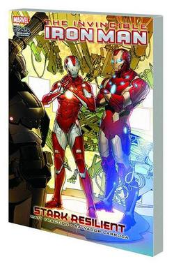 Buy INVINCIBLE IRON MAN VOL 06 STARK RESILIENT BOOK 2 TP  in AU New Zealand.