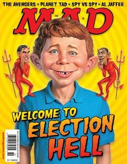 Buy MAD MAGAZINE #517 in AU New Zealand.