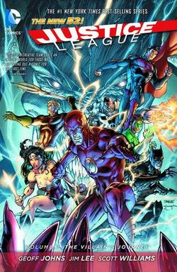 Buy JUSTICE LEAGUE VOL 02 THE VILLAINS JOURNEY TP (N52)  in AU New Zealand.