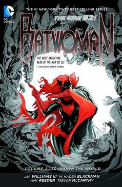 Buy BATWOMAN VOL 02 TO DROWN THE WORLD TP (N52)  in AU New Zealand.