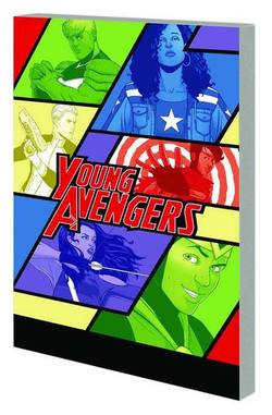 Buy YOUNG AVENGERS TP in AU New Zealand.