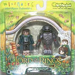 Buy Lord Of The Rings - Pippin and Uruk-hai Crossbowman in AU New Zealand.