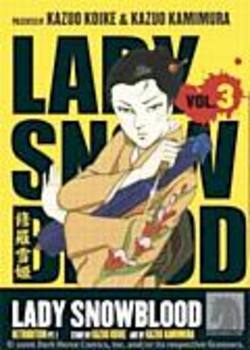 Buy Lady Snow Blood Vol. 3: Retribution Part 1 TPB in AU New Zealand.