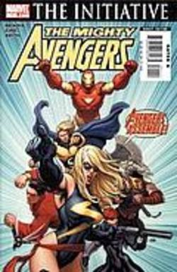 Buy Mighty Avengers #1 in AU New Zealand.