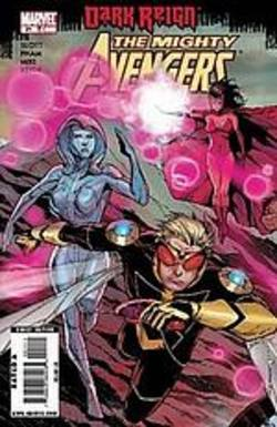 Buy Mighty Avengers #21 in AU New Zealand.