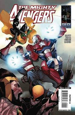 Buy Mighty Avengers #32 in AU New Zealand.