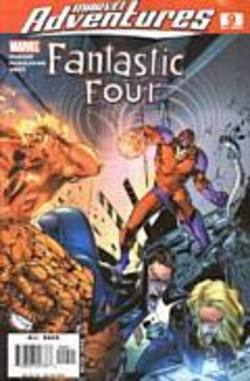 Buy Marvel Adventures Fantastic Four #9 in AU New Zealand.