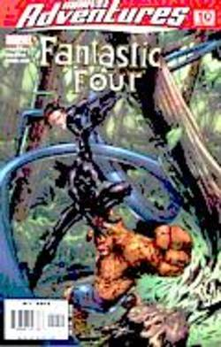 Buy Marvel Adventures Fantastic Four #10 in AU New Zealand.