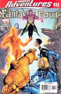 Buy Marvel Adventures Fantastic Four #11 in AU New Zealand.