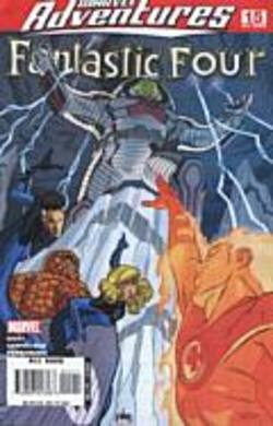 Buy Marvel Adventures Fantastic Four #15 in AU New Zealand.