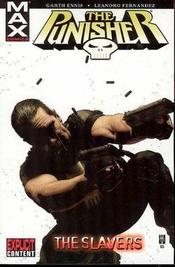 Buy PUNISHER MAX: THE SLAVERS VOL 05 TP (MR) in AU New Zealand.