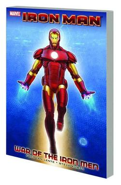 Buy IRON MAN WAR OF THE IRON MEN TP in AU New Zealand.