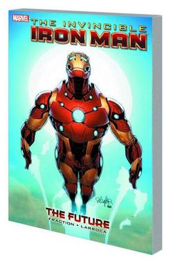 Buy INVINCIBLE IRON MAN VOL 11 FUTURE TP  in AU New Zealand.
