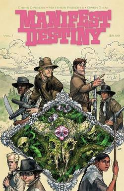 Buy MANIFEST DESTINY VOL 01 TP 