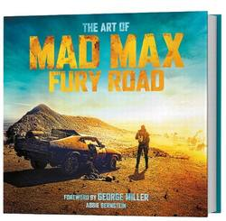 Buy ART OF MAD MAX FURY ROAD HC in AU New Zealand.