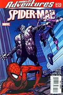 Buy Marvel Adventures Spiderman #20 in AU New Zealand.