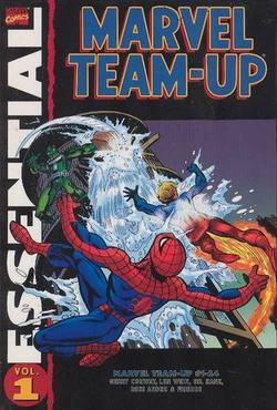 Buy ESSENTIAL MARVEL TEAM-UP VOL 01 TP  in AU New Zealand.