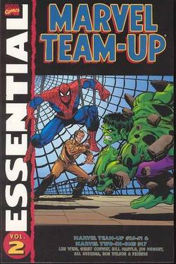 Buy ESSENTIAL MARVEL TEAM-UP VOL 02 TP in AU New Zealand.