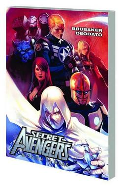 Buy SECRET AVENGERS MISSION TO MARS VOL. 1 TP in AU New Zealand.