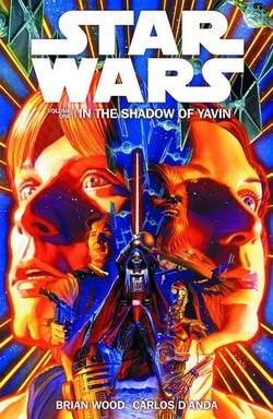 Buy STAR WARS ONGOING VOL 01 SHADOW OF YAVIN TP  in AU New Zealand.