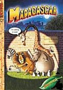 Buy Madagascar Cine-Manga TPB  in AU New Zealand.
