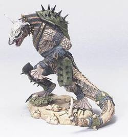 Buy McFarlane's Dragons SR3: Komodo Dragon Clan in AU New Zealand.