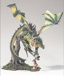 Buy McFarlane's Dragons SR4: Komodo Dragon Delux Boxed Set in AU New Zealand.