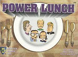 Buy Power Lunch (Box Slightly Faded) in AU New Zealand.