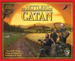Buy Settlers of Catan New Edition in AU New Zealand.