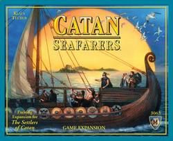 Buy Seafarers of Catan New Edition in AU New Zealand.