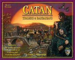 Buy Traders & Barbarians of Catan New Edition in AU New Zealand.