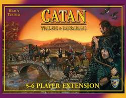 Buy Traders & Barbarians of Catan 5-6 Player Expansion New Edition in AU New Zealand.