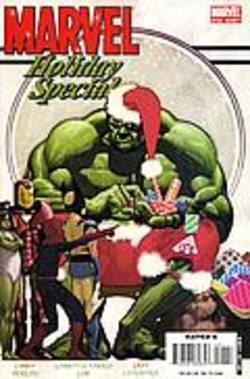 Buy Marvel Holiday Special 2006 One-Shot in AU New Zealand.