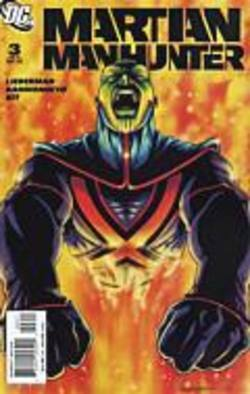 Buy Martian Manhunter #3 in AU New Zealand.