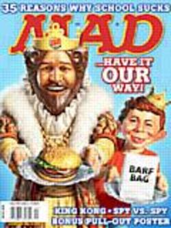 Buy Mad Magazine #464 in AU New Zealand.