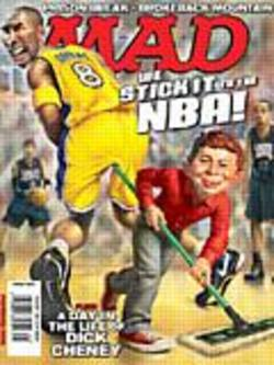 Buy Mad Magazine #465 in AU New Zealand.