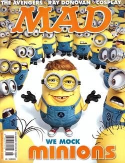 Buy Mad Magazine #534 in AU New Zealand.
