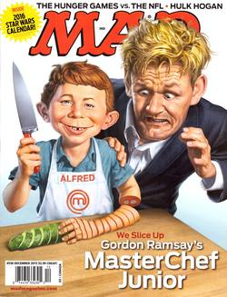 Buy Mad Magazine #536 in AU New Zealand.