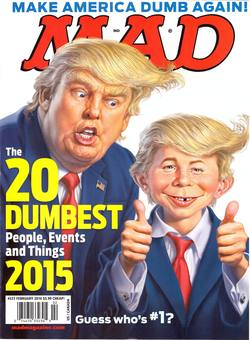 Buy Mad Magazine #537 in AU New Zealand.