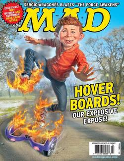 Buy Mad Magazine #538 in AU New Zealand.