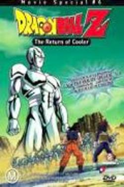 Buy DBZ Movie 06 - Return Of Cooler DVD