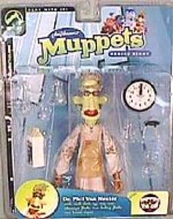 Buy Muppets SR8: Dr. Phil Van Neuter in AU New Zealand.