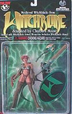 Buy Medieval Witchblade From Witchblade in AU New Zealand.