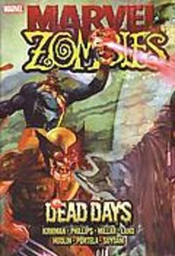 Buy Marvel Zombies: Dead Days HC in AU New Zealand.